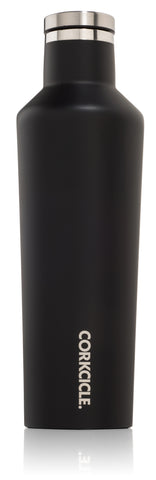 CORKCICLE Classic Canteen 475 ml - Matte Black