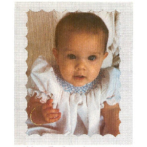 Smocked Baby Layette by Sandy Hunter