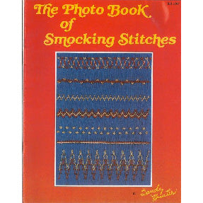 Photo Book of Smocking Stitches by Sandy Hunter