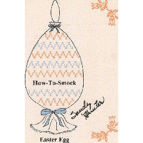 How-to-Smock Easter Egg by Sandy Hunter