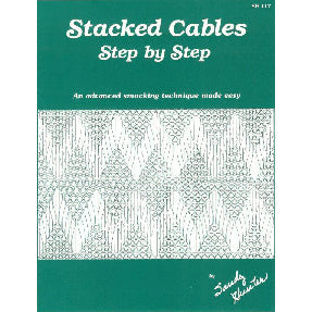 Stacked Cables Step by Step by Sandy Hunter