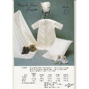 French Sewn Layette by Sandy Hunter