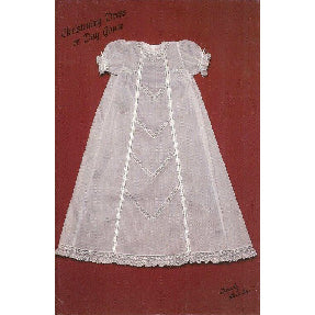 Christening Dress or Day Gown by Sandy Hunter