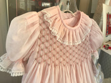 Load image into Gallery viewer, Girl's Smocked Dress and slip