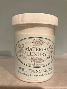 Material Luxury Whitening Agent by Sandy Hunter