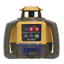 Load image into Gallery viewer, Topcon RL-H5A Self-Leveling Rotary Grade Laser Level