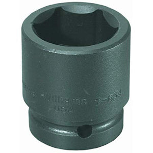 Williams 7-632 1 Drive Impact Socket, 6 Point, 1-Inch