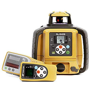 Topcon RL-SV2S High Accuracy Dual Slope Dry Battery Laser Level - 313990752