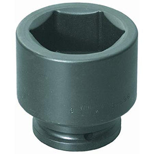 Williams 8-684 1-1/2 Drive Impact Socket, 6 Point, 2-5/8-Inch
