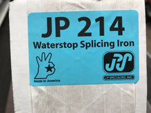 Load image into Gallery viewer, J P Specialties JP214 Waterstop Splicing Iron for Concrete PVC Waterstop