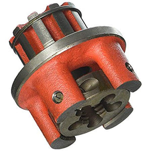 Ridgid 37650 Manual Threading/Pipe and Bolt Die Heads Complete W/Dies - 7/8 NC OORB Bolt HD Comp