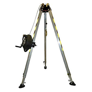SafeWaze FS981 Tripod with 50' 3-Way System