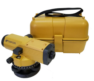 New Topcon AT-B4A 24x Automatic Level