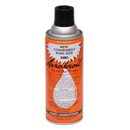 Kano Aerokroil Penetrating Oil, King Size, 13 oz. aerosol - case of 12