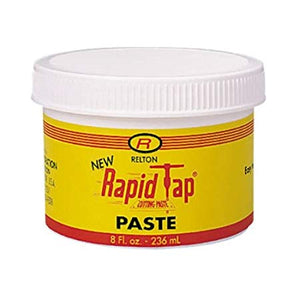 Relton 8ozPASTE 8oz new rapid tap paste