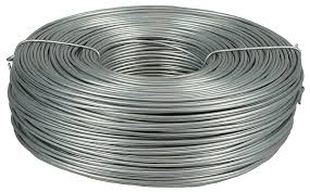 3.5lb roll Galvanized Tie Wire, 16 gage
