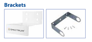 Plastic Cartridge Housing Accessories - Brackets