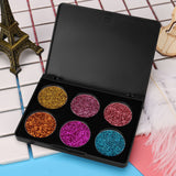 Shimmer Glitter Eye Shadow Powder Palette