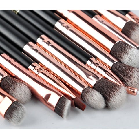 12 pcs Eye Makeup Brushes