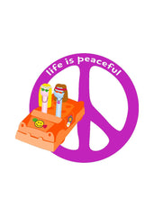 Life is Peaceful