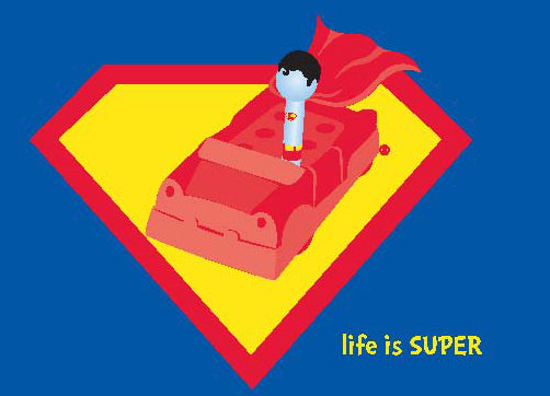 Life is Super Magnet