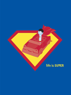 Superman Baby Onesie - Life is Super