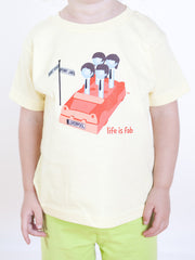 Kids Beatles T-shirt - Life is Fab