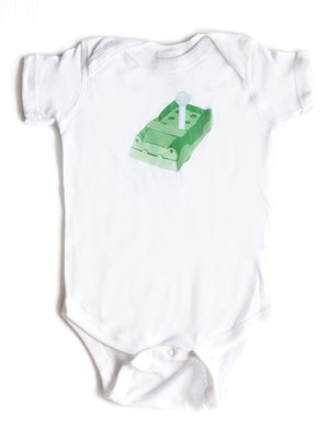 The Game of Life Baby Onesie - Life Starts - Boy