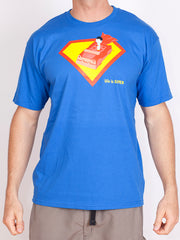 Men's Superman T-shirt - Life is Super