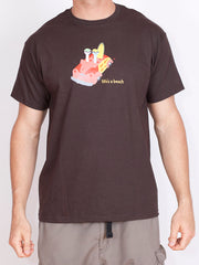 Men's Life's a Beach T-shirt