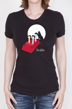 Women's Twilight Saga T-Shirt - Twilife