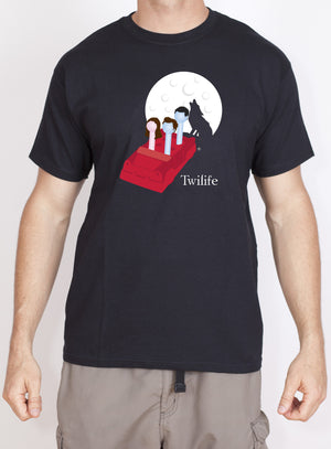 Men's Twilight Saga T-shirt - Twilife