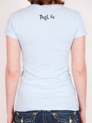 Women's Photography T-shirt - Life's a Snap