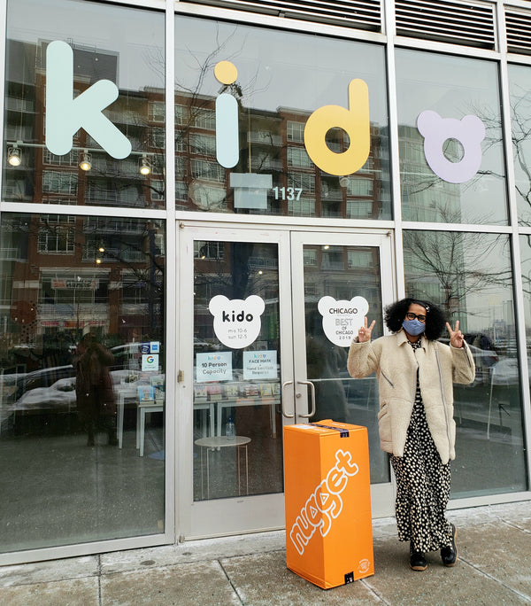 Stopping by Kido, a Community-Focused Shop in Chicago