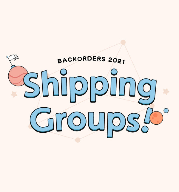 The Journey Continues: Backorder Shipping Groups Are Here!