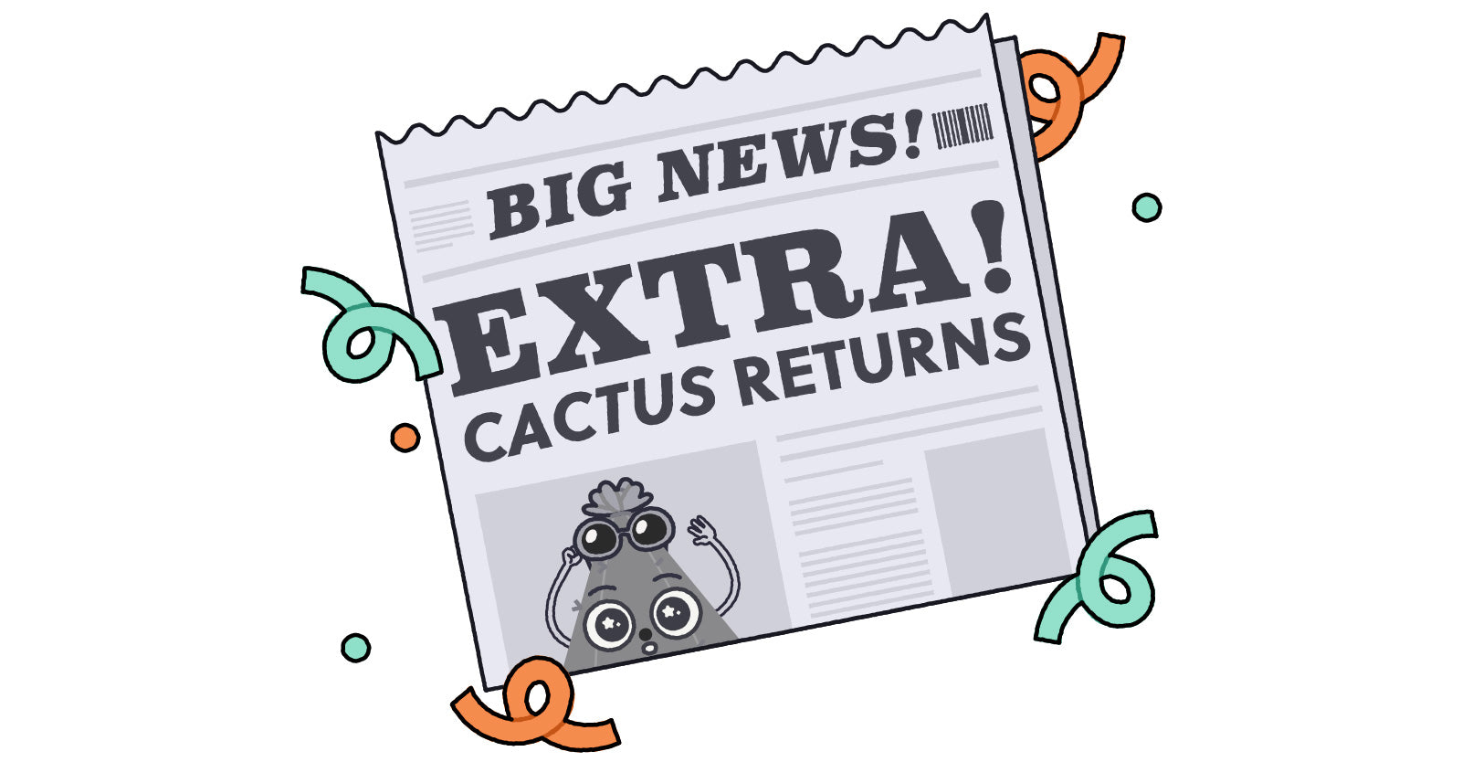 Nugget Newspaper - Cactus is back!