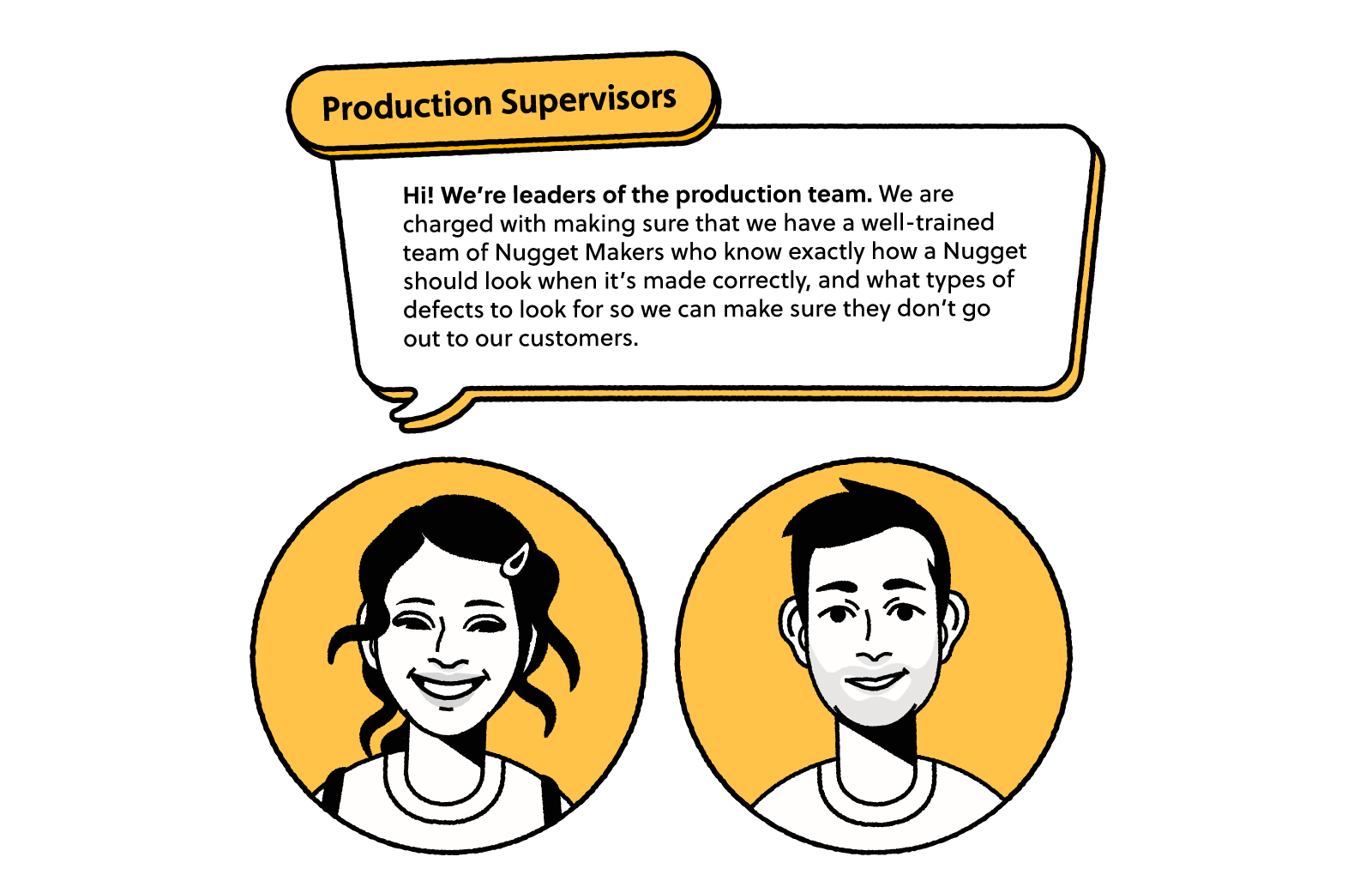 Production Supervisors