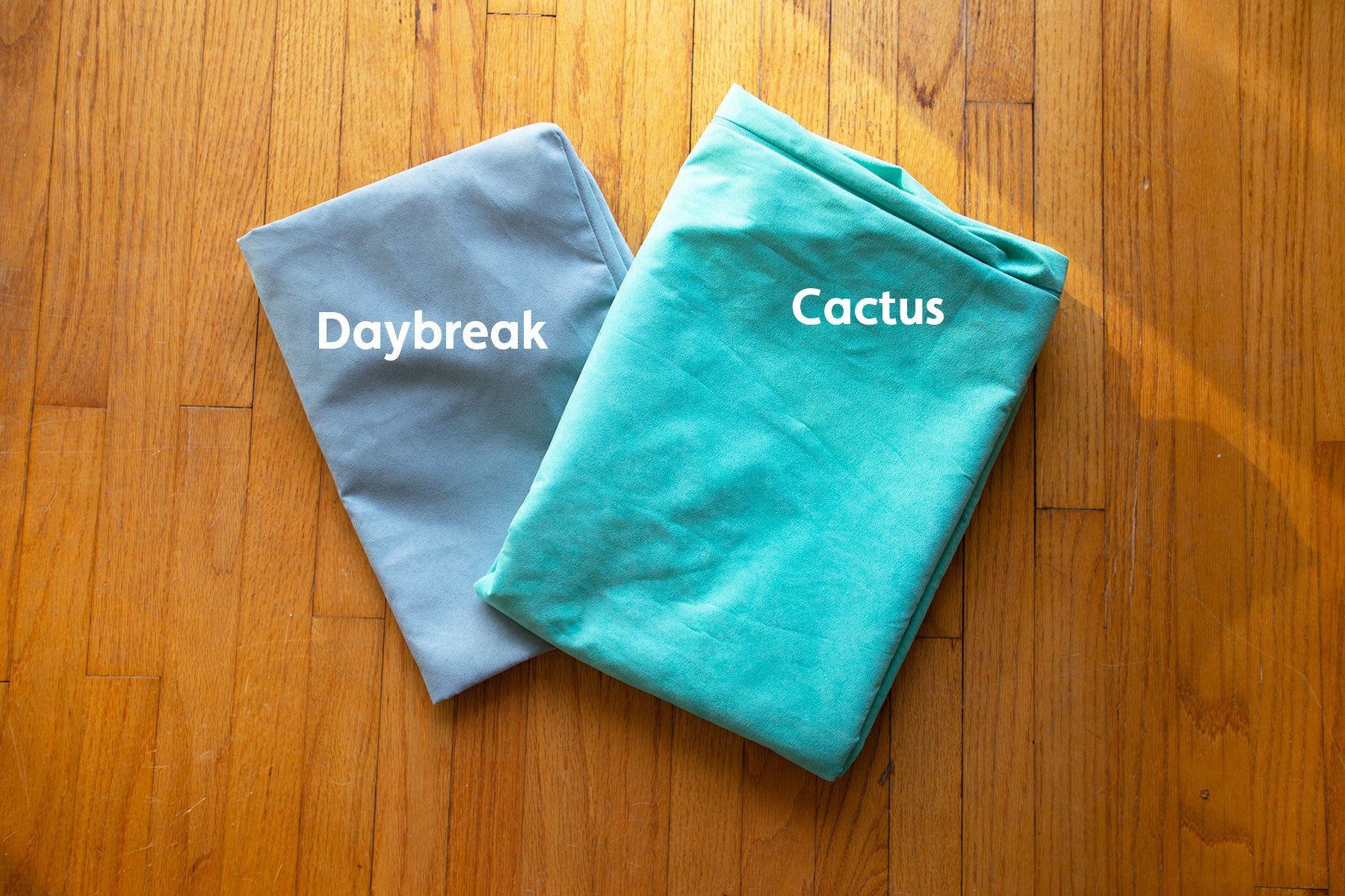 Cactus Nugget cover with Daybreak cover.