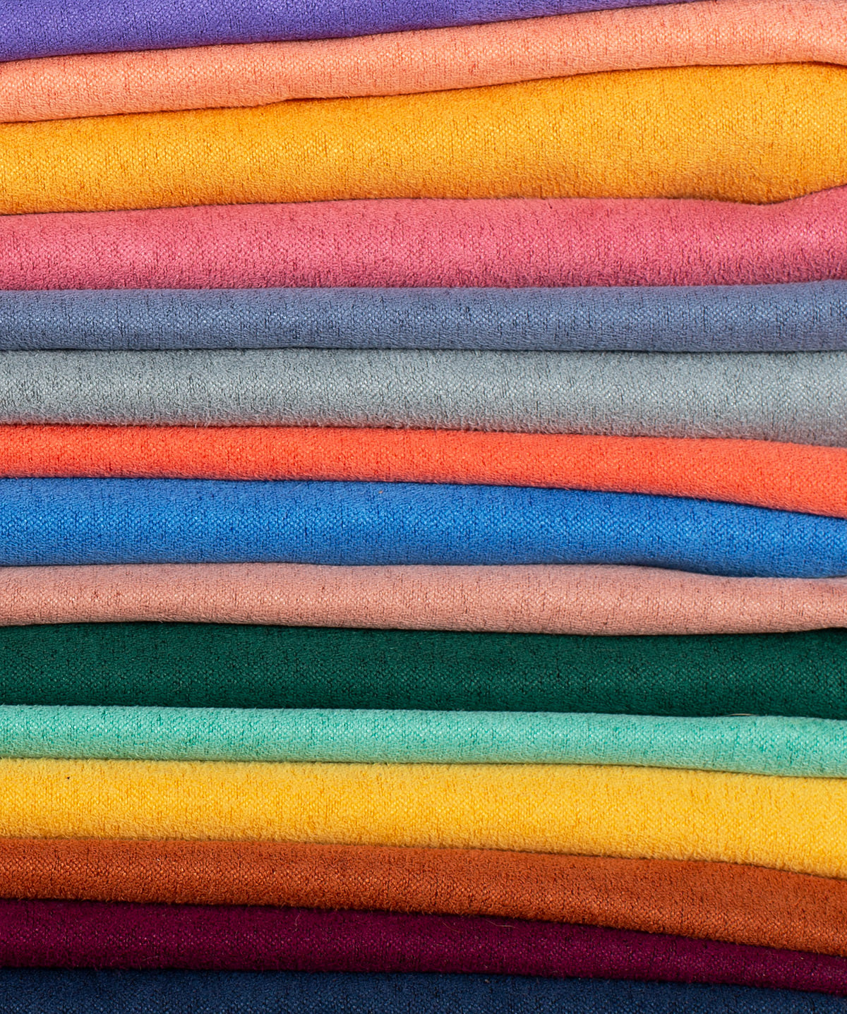 Stack of Nugget Cover Sets in various colors