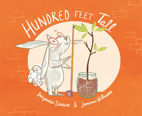 Hundred Feet Tall, By Benjamin Scheuer