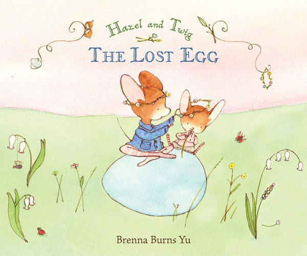 The Lost Egg by Brenna Burns Yu