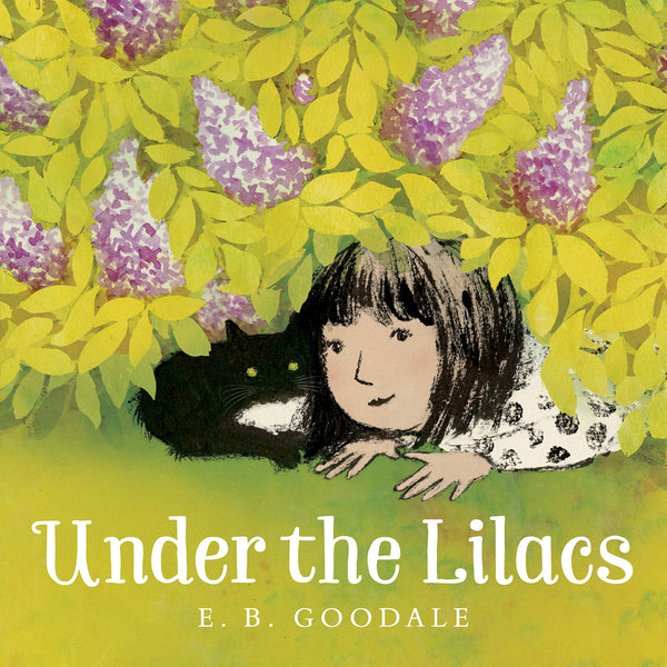 Under The Lilacs, By E. B. Goodale