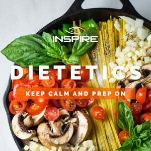Keep Calm & Prep On - Dietetics eBook