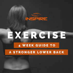 4 Week Guide to a Stronger Lower Back - Exercise eBook