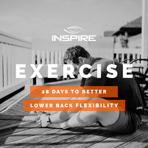 28 days to better Lower Back Flexibility - Exercise eBook