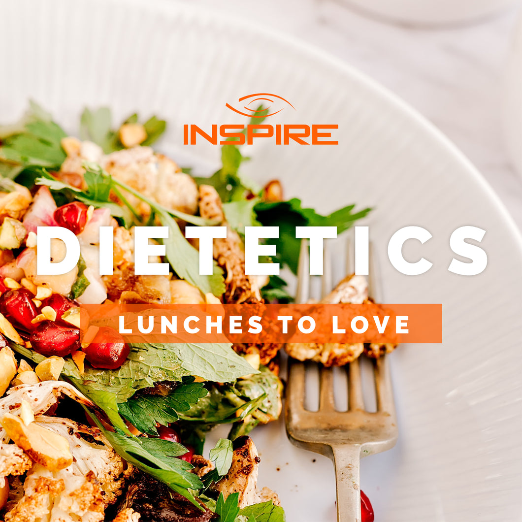 Lunches to Love - Dietetics eBook