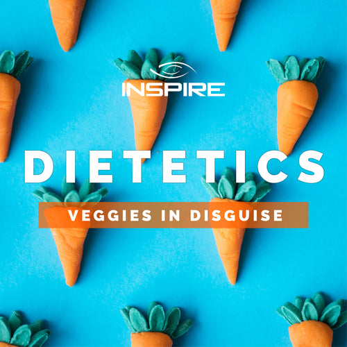 Veggies in Disguise - Dietetics eBook