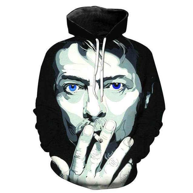 David Bowie 2018 Design-1 [Tee/Long Sleeve/Hoodie]