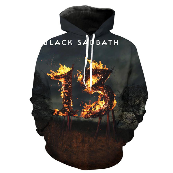 13 (Black Sabbath Album) [Hoodie & T-shirt]