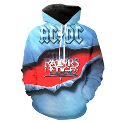 The Razors Edge [Hoodie, Long Sleeve T-shirt]